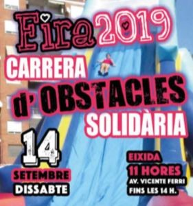 Carrera d'obstacles 2019